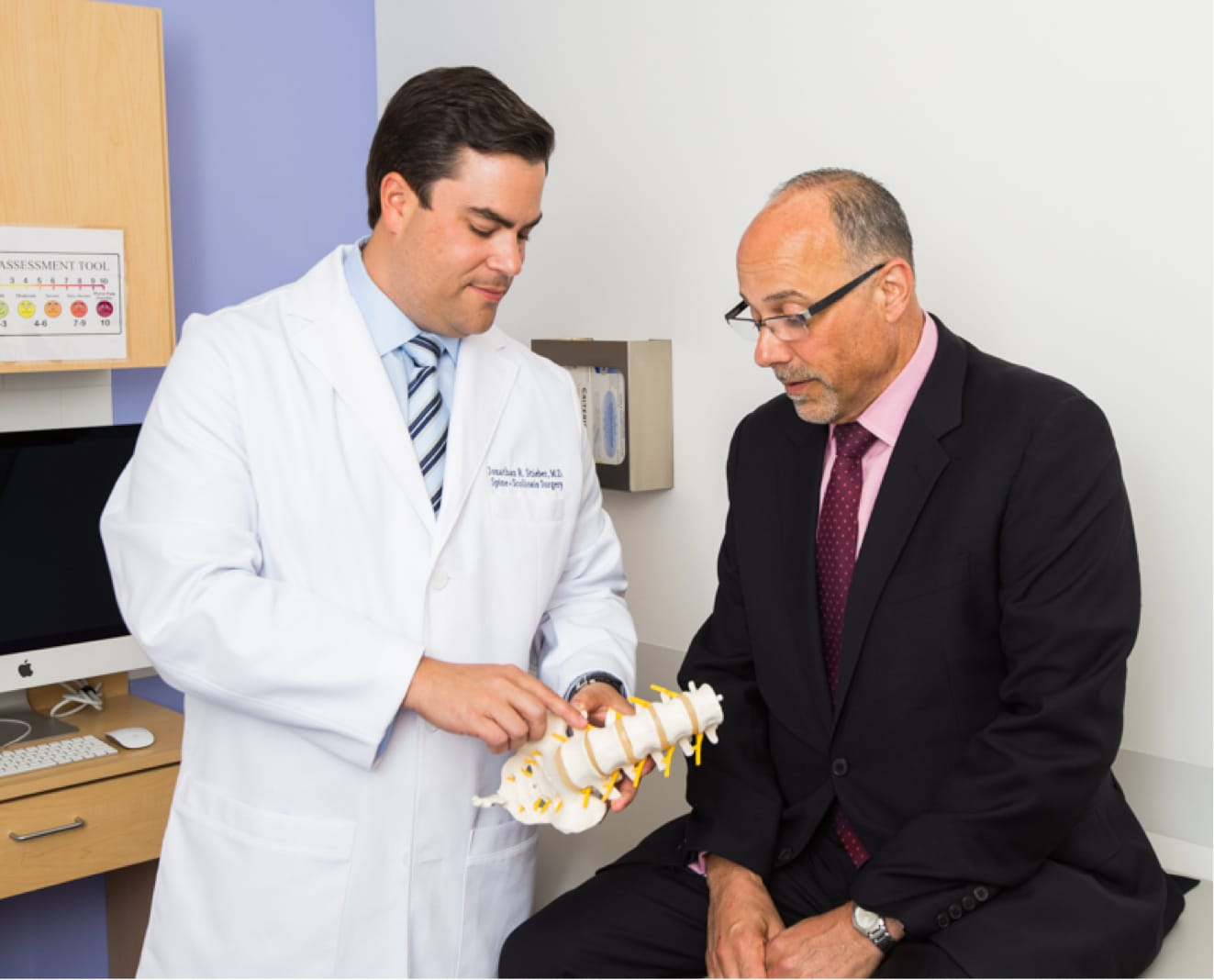 Spondylolisthesis Surgery New York
